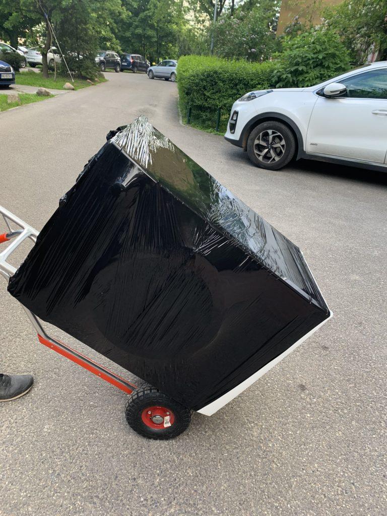 przewóz pralki warszawa